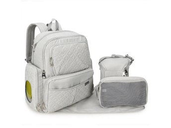 SOHO Multifunctional Diaper Bag Mummy Backpack Baby Diape...