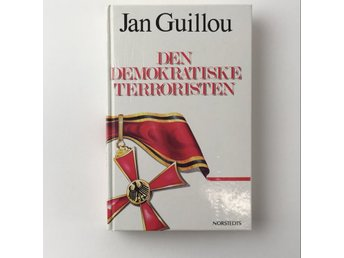 Bok, Den demokratiske terroristen, Jan Guillou, Pocket, ISBN: 9789119024121