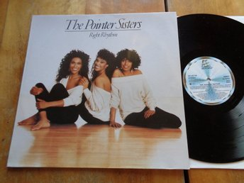 "The Pointer Sisters ""Right Rhytm"""