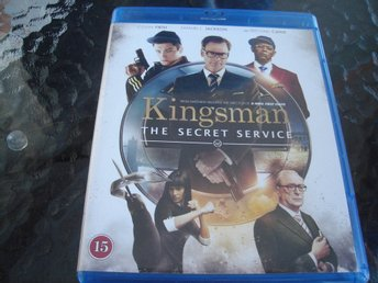 KINGSMEN THE SECRET SERVICE *Colin Firth*