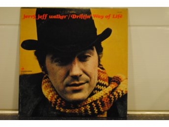 "Jerry Jeff Walker ""Driftin Way of Life"" US, Vanguard, -69"