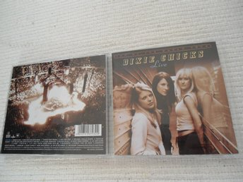 2 CD : DIXIE CHICKS : LIVE TOP OF THE WORLD 2003