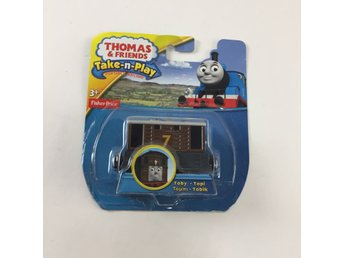 Fisher Price, Leksakståg, Thomas & Friends: Toby, Brun
