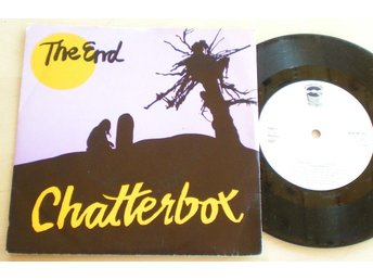 Chatterbox EP/PS The end 1980 VG++