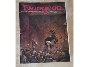 AD&D/D&D Dungeon Magazine #57 (Jan/Feb 1996)