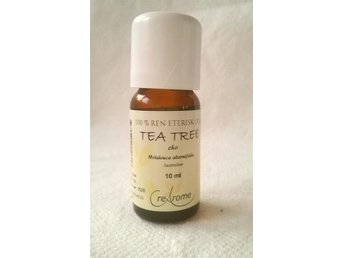 Tea tree eko, 10 ml.  Äkta eterisk olja!