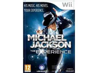 Michael Jacksson - The Experience - Nintendo Wii
