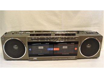 JVC Radio med Fungerande Kassettbandspelare Vintage Retro - Mölndal - JVC Radio med Fungerande Kassettbandspelare Vintage Retro - Mölndal