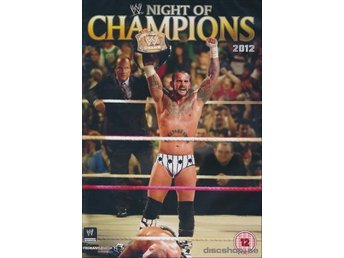 Night Of Champions 2012 (Wrestling) (DVD) - Nossebro - Night Of Champions 2012 (Wrestling) (DVD) - Nossebro