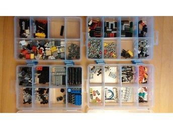 Lego smådelar blandade teknik, adapterplattor, speciella stenar 260gr - Svanskog - Lego smådelar blandade teknik, adapterplattor, speciella stenar 260gr - Svanskog