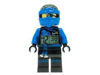 LEGO Alarm Clock - Ninjago Sky Pirates Jay - Varberg - LEGO Alarm Clock - Ninjago Sky Pirates Jay - Varberg