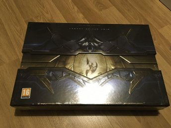 Star Craft Legacy of the Void Collectors Edition