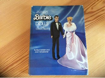 Barbie, boken Barbie Dolls and collectibles - Spånga - Barbie, boken Barbie Dolls and collectibles - Spånga