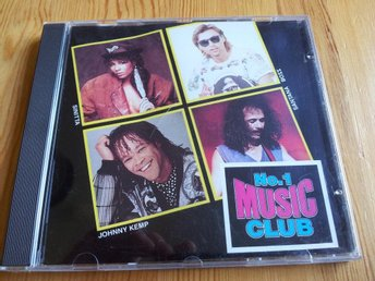 NO. 1 MUSIC CLUB - 7/1989 (14-TRACK CD)