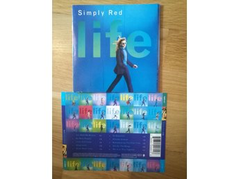 Simply Red - Life (CD-omslag)