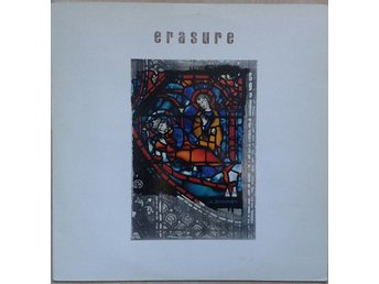 Erasure title* The Innocents* Synth-pop LP Scandinavia