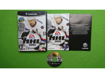 NHL 2005 KOMPLETT Gamecube Nintendo Game Cube