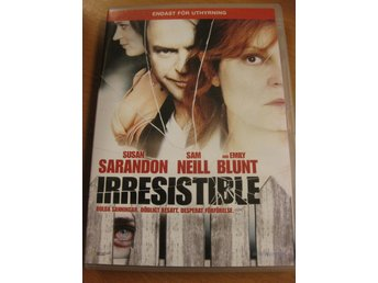 IRRESTIBLE  -  SUSAN SARANDON, SAM NEIL, EMILY BLUNT - DVD