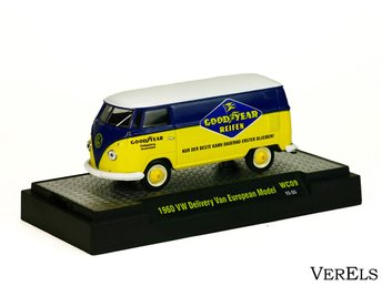 1:64 M2 Machines 1960 VW Delivery Van Type 2 Folkabuss