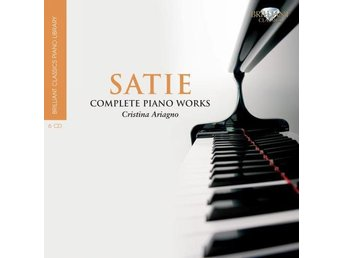 Erik Satie - Complete Piano Works (6xCD, Comp, Box)