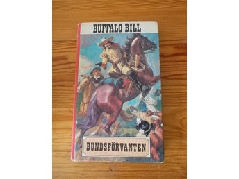 BUFFALO BILL - BUNDSFÖRVANTEN / POSTRÖVARNA - WILLIAM F. CODY - 1967