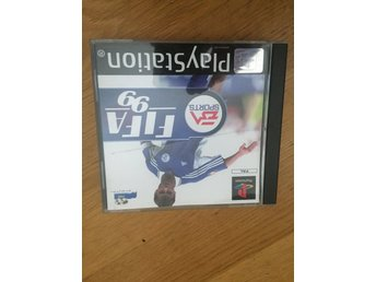 Playstation - Fifa 99 ( Tysk version )