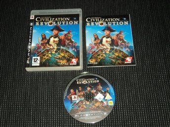PS3Civilization Revolution