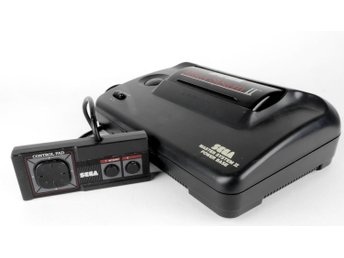 Sega Master System II Console With Sonic The Hedgehog -  - PAL (EU)
