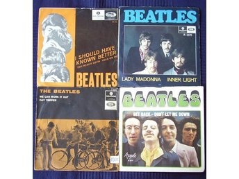 The Beatles   16 st. omslag