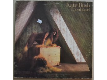 Kate Bush Lionheart Vinyl LP 1978
