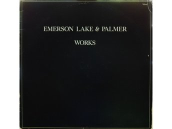 Emerson Lake & Palmer  Works vol 1