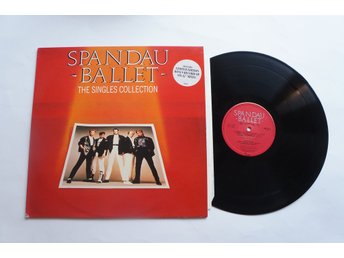 ** Spandau Ballet ‎– The Singles Collection **