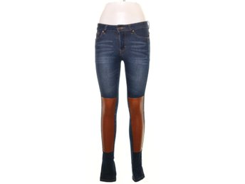 Perfect Jeans Gina Tricot, Jeans, Strl: 24, Blå