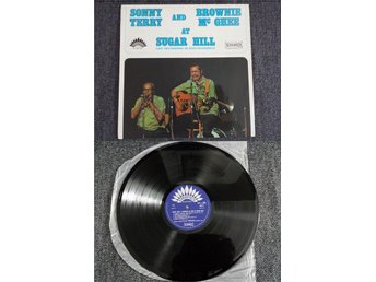 Sonny Terry & Brownie Mcghee - At Sugar Hill