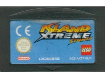 Island Xtreme Stunts - Gameboy Advance