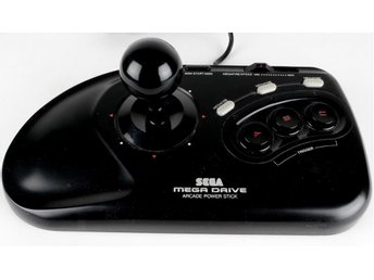 Sega Mega Drive Arcade Power Stick