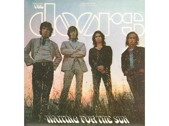 THE DOORS - WAITING FOR THE SUN (GATEFOLD) LP