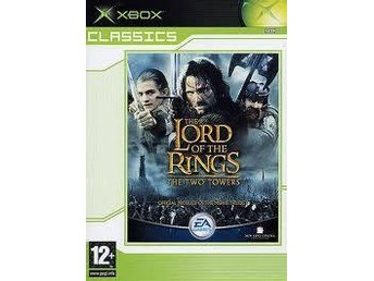 Lord of the Rings: The Two Towers - Classic - Xbox