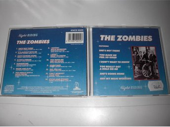 The Zombies  -  Night Riding