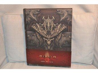 Book of Cain (Diablo III, 3) Blizzard Bok Lore Ny - Hässleholm - Book of Cain (Diablo III, 3) Blizzard Bok Lore Ny - Hässleholm