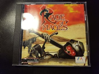 Rage of Mages Pc-spel