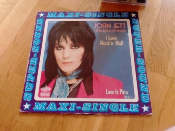 Joan Jett &the blackhearts.I love Rock'n roll