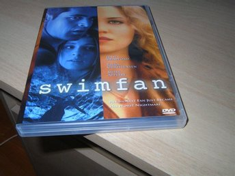 DVD SWIMFAN JESSE BRADFORD REFFRI - Nacka - DVD SWIMFAN JESSE BRADFORD REFFRI - Nacka