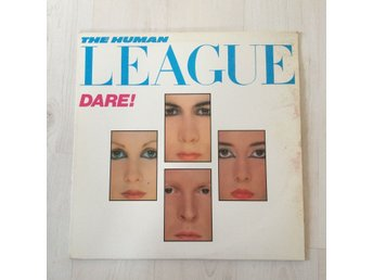 THE HUMAN LEAGUE - DARE!. (NM LP)