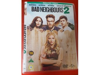 DVD Bad Neighbours 2 (FRAKTFRITT)