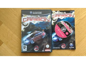 Nintendo GameCube: Need for Speed Carbon