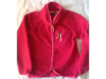 Everest fleece jacka i rosa stl 110/116 SUPERSKICK