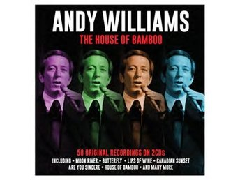 Williams Andy: The house of bamboo 1958-62 (2 CD)