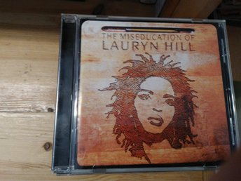 Lauryn Hill - The Miseducation Of Lauryn Hill, CD