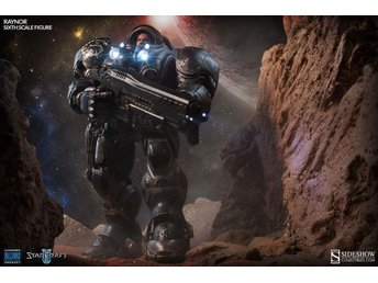 Starcraft - Jim Raynor - Sixth Scale Figure by Sideshow Collectibles - HELT NY!